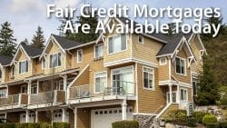 Fair Credit Mortgages