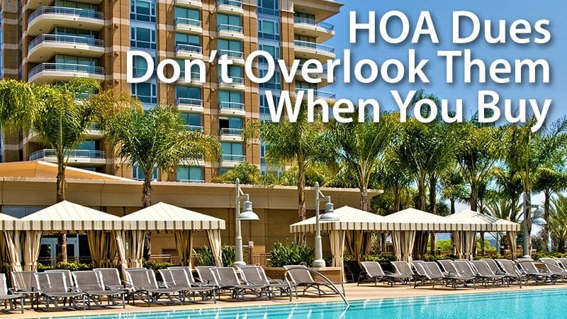 HOA Dues (And Don'ts): How This Extra Costs Can Price You