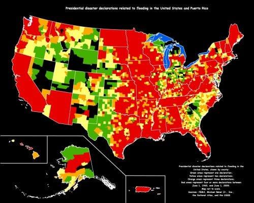 flood insurance flood map
