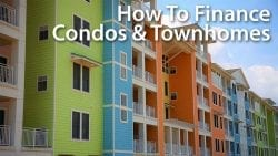 Finance non-warrantable unapproved condos