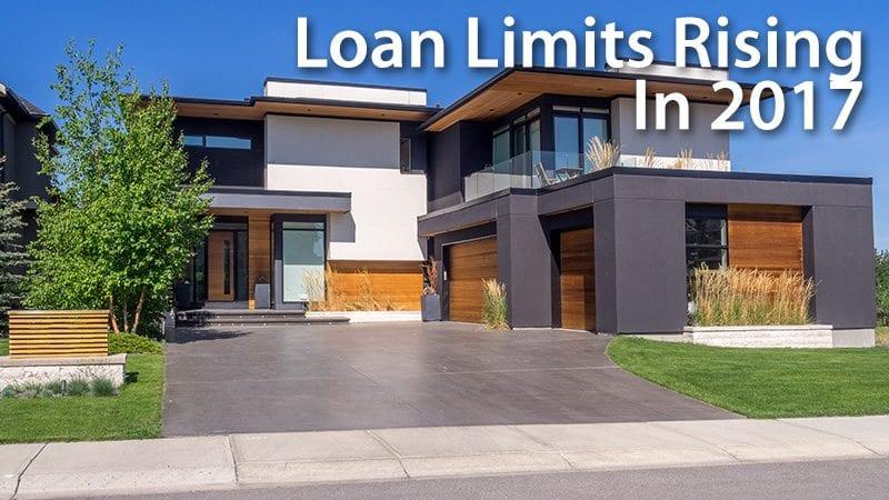 2017 loan limits
