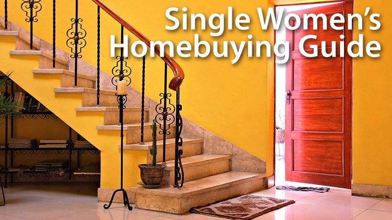 sing;e women homebuyers