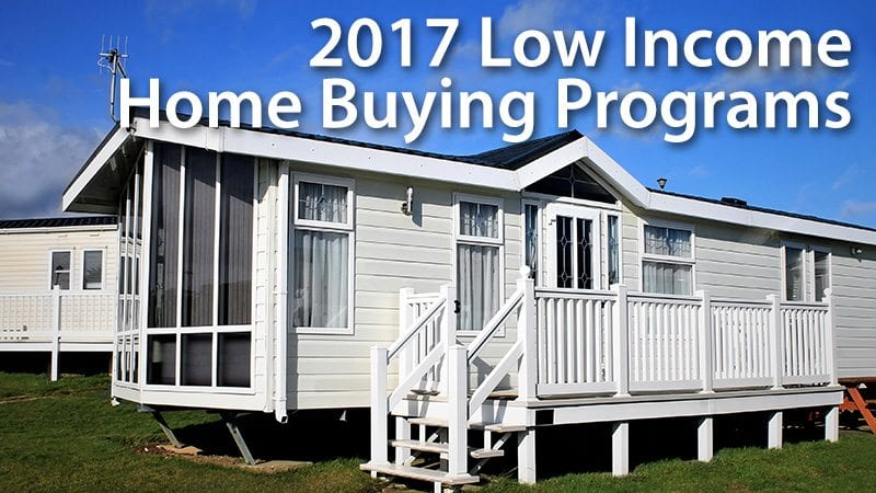 buying a house with low income