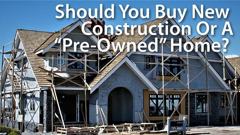 The Pros And Cons Of Buying New Construction Mortgage Rates Mortgage News And Strategy The Mortgage Reports