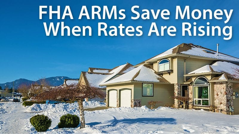 FHA ARM Rates