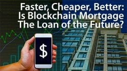 blockchain mortgage
