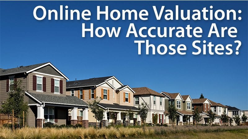 online home value tools