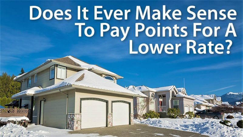 What is mortgage points