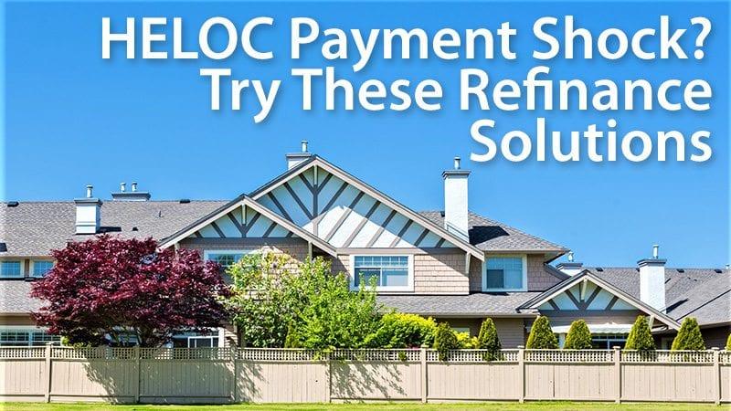 HELOC Refinance