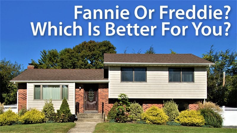 Fannie Mae Loans Vs Freddie Mac Loans What S The Difference Mortgage Rates Mortgage News