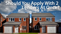 apply with two lenders at once