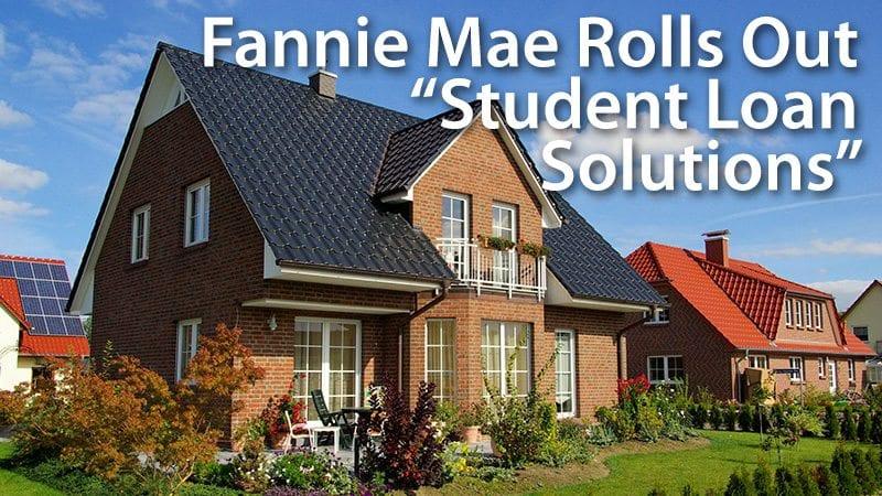 Fannie Mae Student Loan Solutions