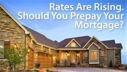 prepay your mortgage