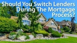 Switch Mortgage Lenders