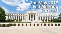 May 2017 Fed Meeting Forecast