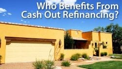 what is cash out refinancing