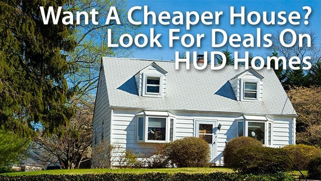 have you overlooked hud homes