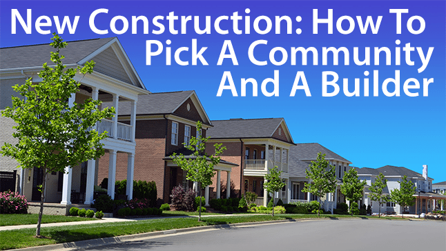 How to choose a home builder and get the house you want for Choosing a home builder