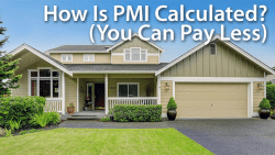 how is pmi calculated