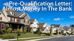 mortgage prequalification letter