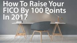 raise fico score