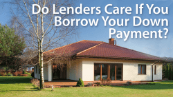 borrow your down payment