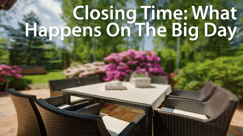 mortgage closing: what does it mean