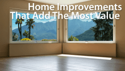 My home didn 39 t appraise for its purchase price now what for Home improvement roi