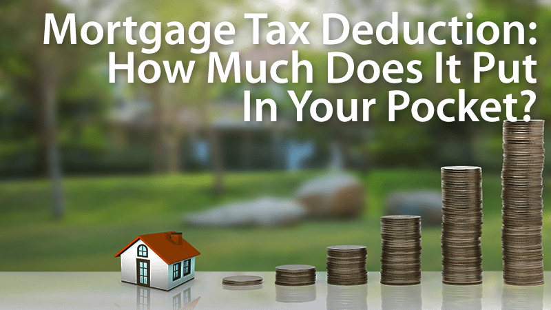 mortgage interest tax deduction savings