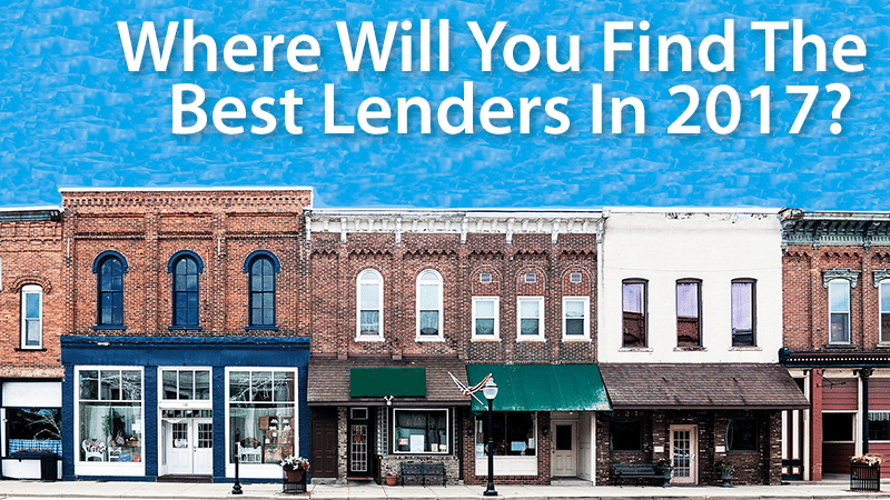 best mortgage lender