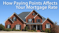 your mortgage rate and points