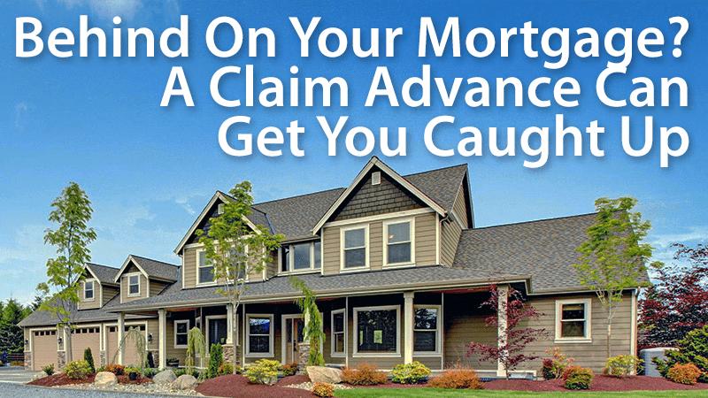 claim advance