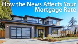 your mortgage rate and the economy