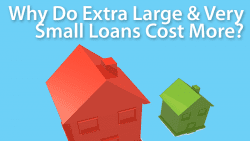 loan size and your mortgage rate
