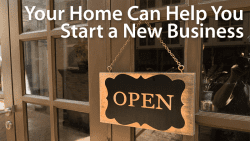 start a business with home equity