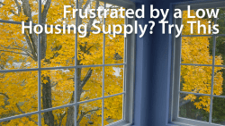 low housing supply
