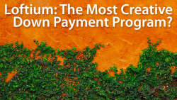 get your down payment with loftium