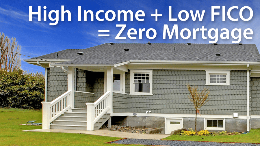 Whatu0027s More Important For A Mortgage? High Income Or Good Credit?