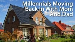 Millennials Moving Back In With Parents