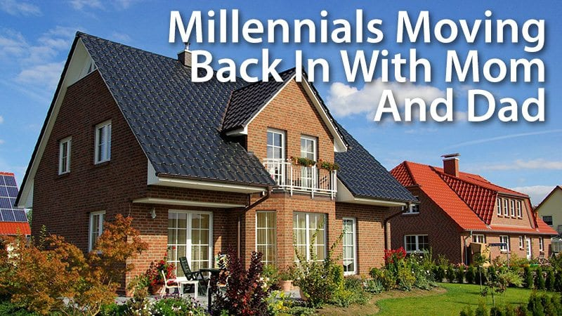 adult children are moving back home with their parents
