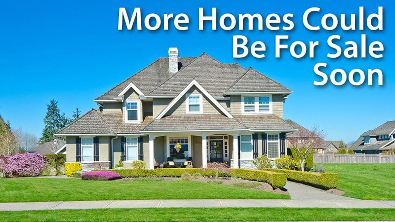 More Homes For Sale Soon NAR Home Survey