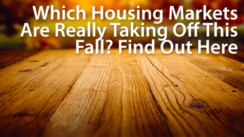 Moving this fall? Here are the strongest housing markets this season