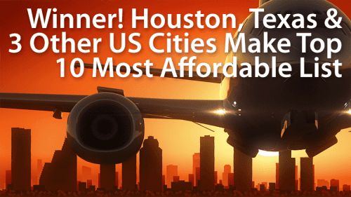 Houston, we have affordable housing