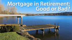 pay off your mortgage before retirement