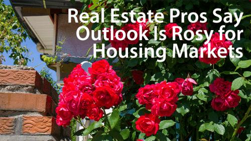 Realtors optimistic about next six months in housing markets