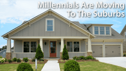 Millennials moving to suburbs