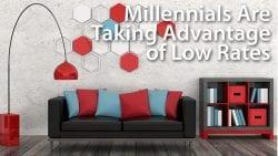 Millennials Refinancing