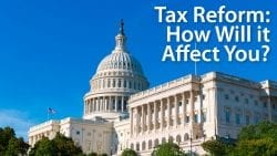 Tax reform how will it affect you