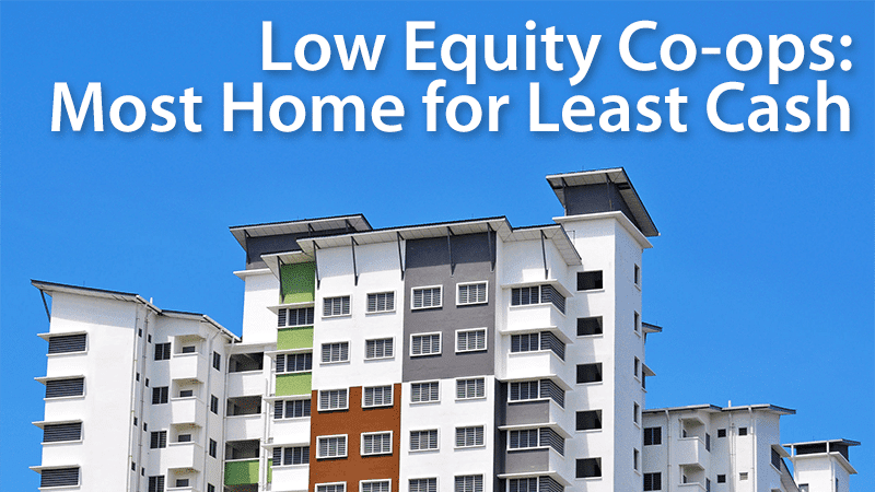 How to buy into a limited-equity housing cooperative | Mortgage