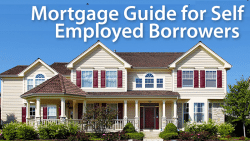 mortgages for self-employed borrowers